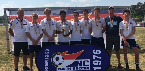 00 Boys State Challenge Champs Twice!
