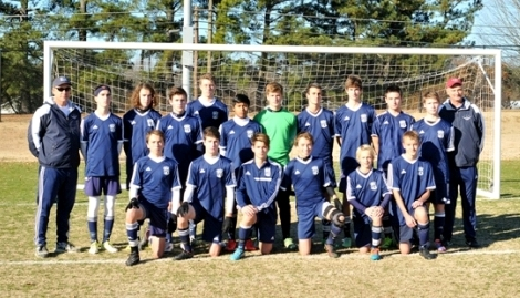 U17 Boys 2015-16 Tryouts