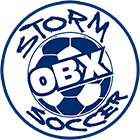 OBX Storm Soccer Club Official Logo